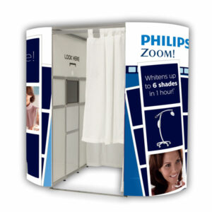 Philips Toothpaste Photo Booth