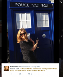 Doctor Who Tardis Photo Booth