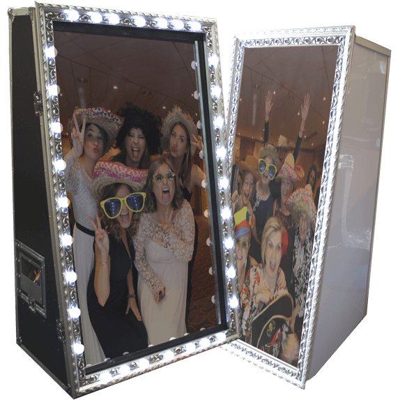 Magic Mirror Mirror Booths For Sale