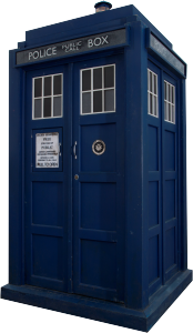 Tardis-photo-booth