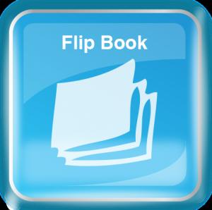 Photobooth Flip Book Icon