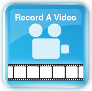 Photobooth Record Video Icon