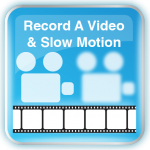 Photobooth Record Slowmo Video Icon