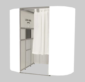 White Photo Booth | White photobooth