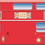 Red Bus Photo Booth Skin