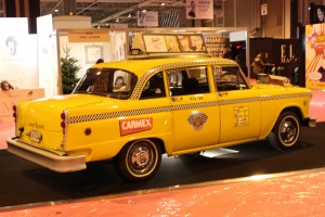 Yellow Taxi Photo Booth