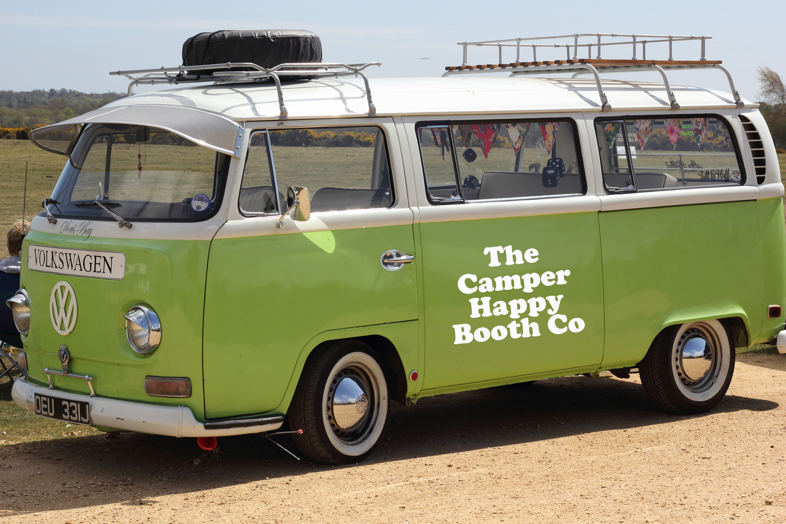VW Camper Van | Photo booth conversion