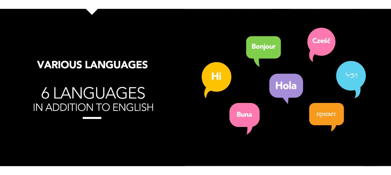 LanguagesMirror