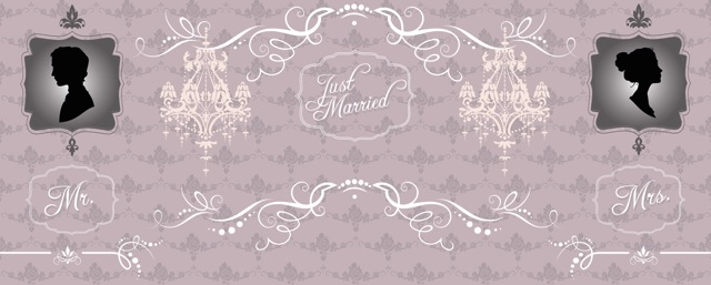 Vintage Wedding Booth mock up_A