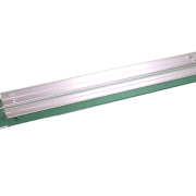 Aluminium Frame Section with 2 Angles – 1192mm