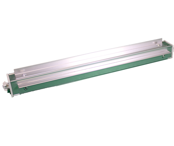 Aluminium Frame Section with 2 Angles - 417mm