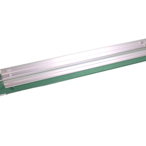 Aluminium Frame Section with 2 Angles - 457mm