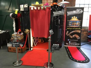 The Diamond Photobooth - Available to hire for any occasion