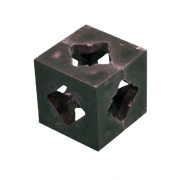 Connector Block Black