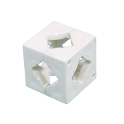 Connector Block White
