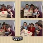 Pilgrims Choice Corporate Photo Booth