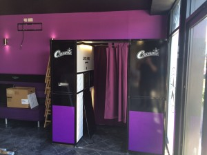 Creams Cafe Photo Booth