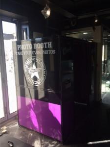 Photo Booth at Peterborough Creams Cafe