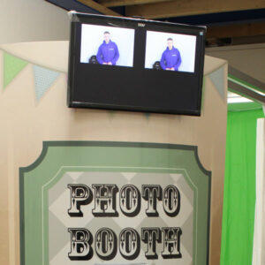 Photo Booth External Screen