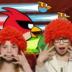 Kids Photo Booth Angry Birds