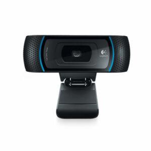 LogitechB910Webcam