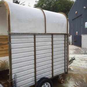 Photo Booth Horse Box