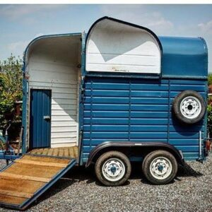Horse Trailer Photo Booth
