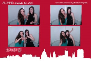 Lancaster Uni Photo Booth