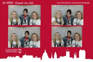 Lancaster University Photo Booth