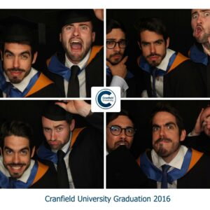 Cranfield University Photo Booth