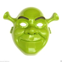Shrek Ogre Mask Photo Booth Prop