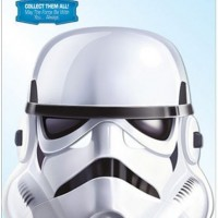Star Wars Stormtrooper Mask Photo Booth Prop