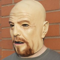 Breaking Bad Walter White Mask Photo Booth Prop