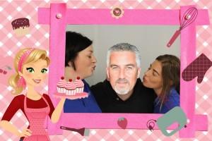 Photobooths with Paul Hollywood