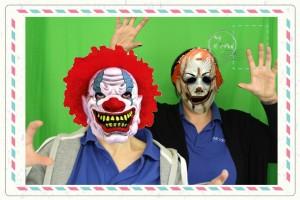 Clown Craze in Photo Booth