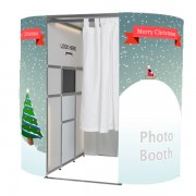 Frosty Photo Booth Skins