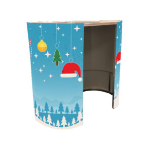 Kids Xmas Photo Booth Skins