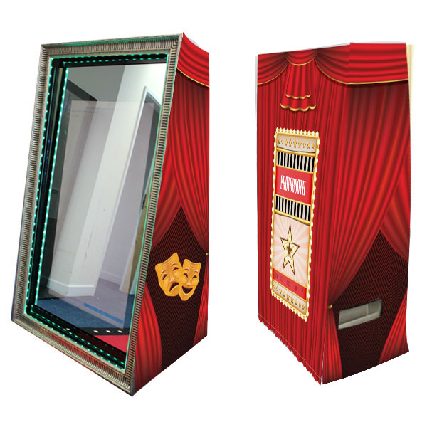 Magic Photo Mirror with Showbiz Skins
