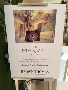 Marvel Room Brown Thomas 2016