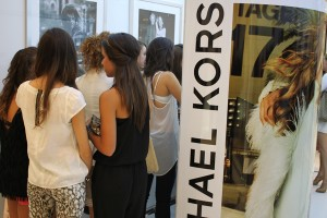 Michael Kors Photo Pod at Venice