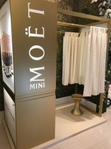 Mini Moet Photo Booth