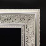 Magic Mirror Silver Frame
