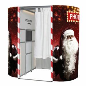 Santa Photo Booth Skins