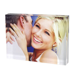 Vision Blox Acrylic Photo Frame