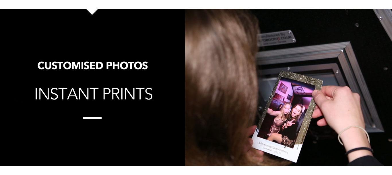Magic Photo Mirror - Customised Photos. Instant Prints