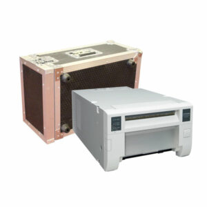 Mitsubishi Printer with Flight Case