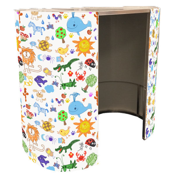 Scribble Drawing Uk : Photobooths scribble kids photo booth skins childrens