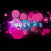 MirrorAnimationNeonTouchMe