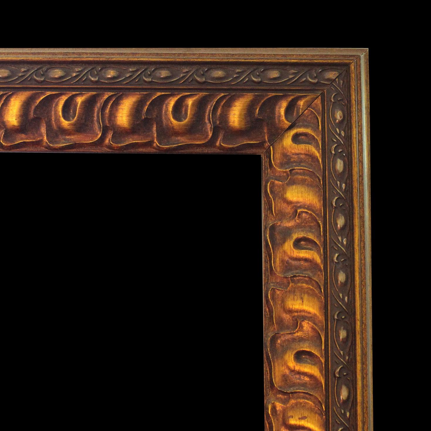Magic mirror frame