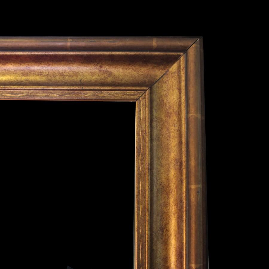Photobooths | Rustic Bronze Magic Mirror Frame | Magic Mirror Booth